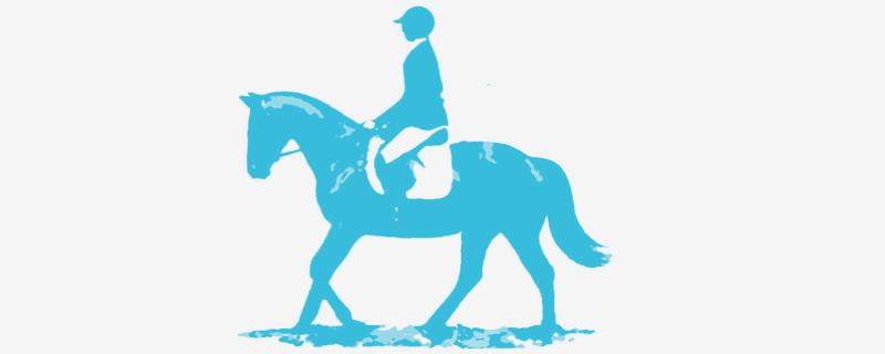 zit paardrijden
